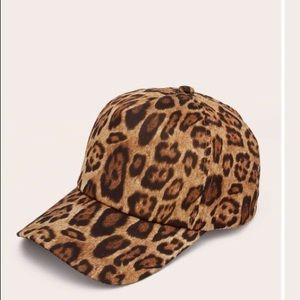 Leopard Hat, NEW